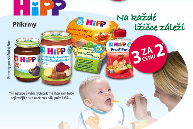 Hipp příkrmy 3za2