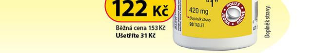 Swiss Magnesium 1 420mg 90tbl