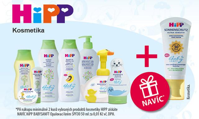 HIPP kosmetika