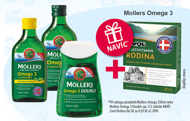 Mollers Omega 3