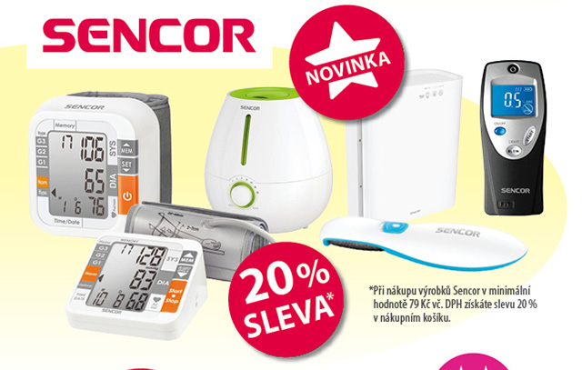 Produkty značky SENCOR