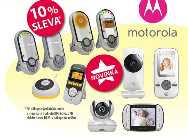 Produkty značky MOTOROLA