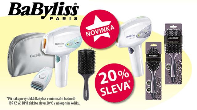 Produkty značky BABYLISS