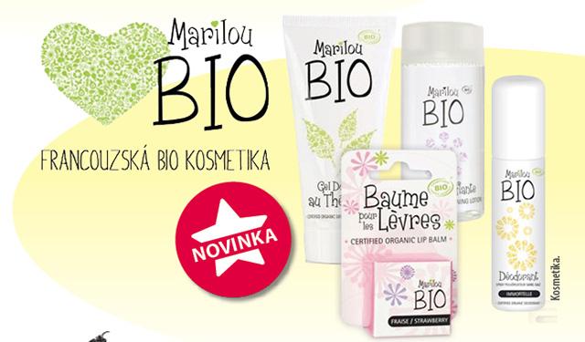 Produkty značky MARILOU BIO