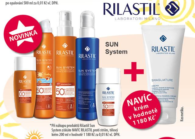 Rilastil SUN System kosmetika