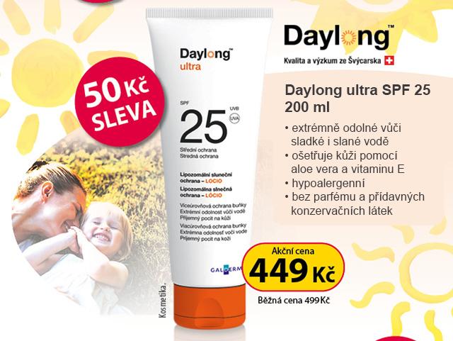 Daylong ultra krém SPF 25 200ml