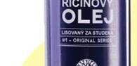 Renovality Ricinový olej lisovaný za studena 100ml