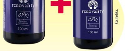 Renovality Arganový olej lisovaný za studena 100ml