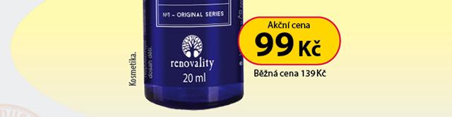 Renovality Tea Tree olej s kapátkem 20ml