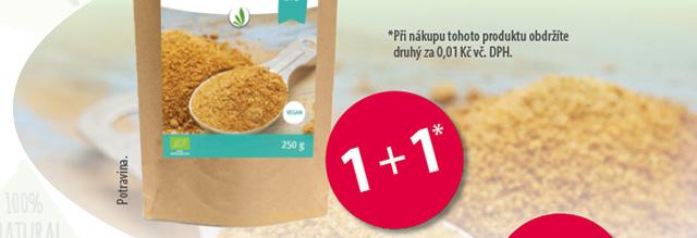 Allnature Kokosový cukr BIO 250g 1+1*