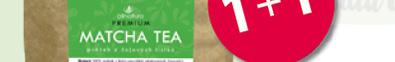 Allnature Premium Matcha Tea 250g 1+1