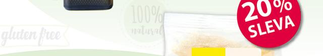 Wolfberry Zázvor kandovaný plátky 100g - 20 % sleva