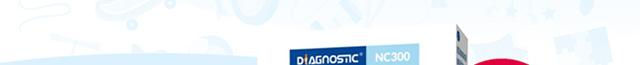 DIAGNOSTIC Teploměr NC300 infračervený bezdotykový 1ks 170 Kč SLEVA
