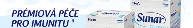 Sunar Premium 2, 3 a 4 600g 10 Kč SLEVA