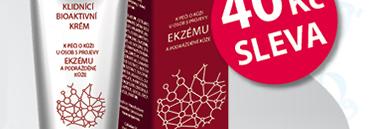 EPIDERMA bioaktivní CBD krém při ekzému 50ml