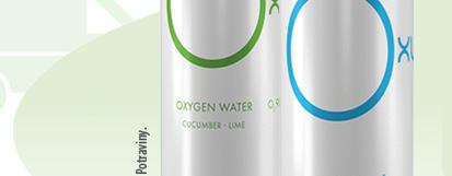 Oxywater - kyslíková voda