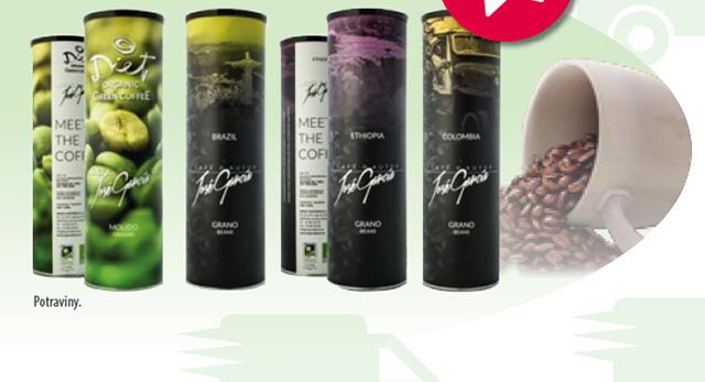 Kávy Jose Garcia - NOVINKA