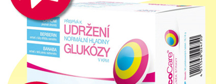GlucoCare  50% SLEVA