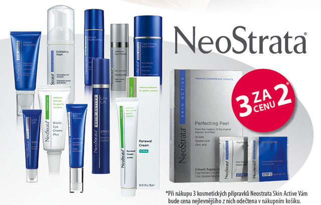 Neostrata 3 za cenu 2*