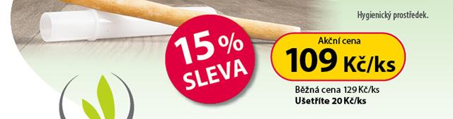 Siwak 15% SLEVA