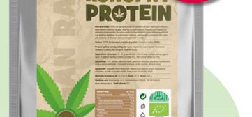 Vieste Konopný protein 18% SLEVA