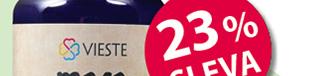 Vieste Maca Bio 23% SLEVA