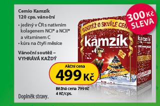 Cemio Kamzík vánoční