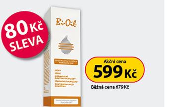 Bi-Oil 80Kč SLEVA