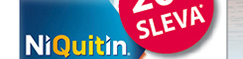 NIQUITIN Freshmint 4 mg léčivá žvýkací guma 100 ks 20 % SLEVA* NOVINKA