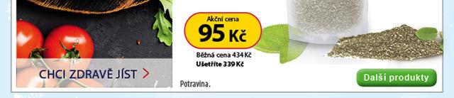 Allnature Chia semínka 1000g 78 % SLEVA