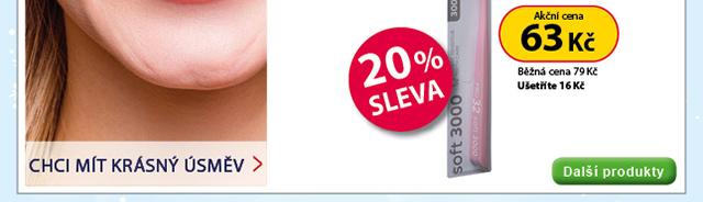 Dr.Max Zubní kartáček PRO32 soft 3000 1ks 20 % SLEVA